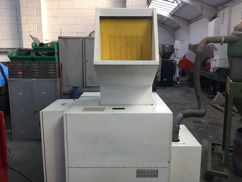 Tria 45 35 Granulator Granulators And Shredders For Sale